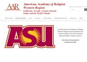 ASU AAR Image